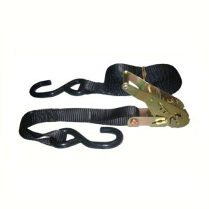 Black Ratchet Strap