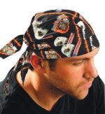 Bandanas Caps & Sweatbands